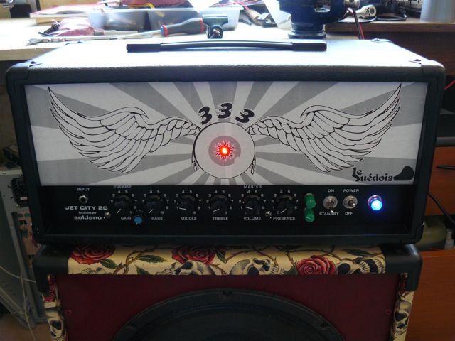 Jet City Amp Mod http://lesuedois.fr/category/tube-amp/